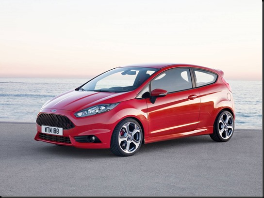 Ford Fiesta ST gaycarboys