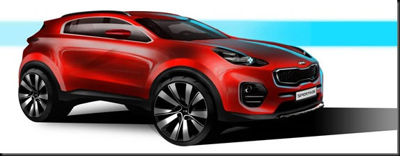 The next-generation Kia Sportage gaycarboys (2)