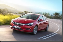 All-new Astra makes public debut at IAA, Frankfurt; confirmed for Australian release late in 2016 gaycarboys