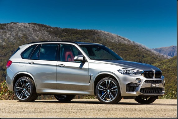 BMW X5 M GayCarBoys
