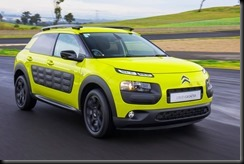 Citroen Australia has confirmed preliminary specification for its C4 Cactus  GayCarBoys (1)