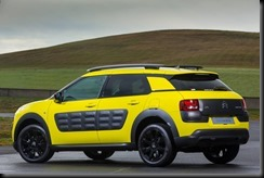 Citroen Australia has confirmed preliminary specification for its C4 Cactus  GayCarBoys (2)