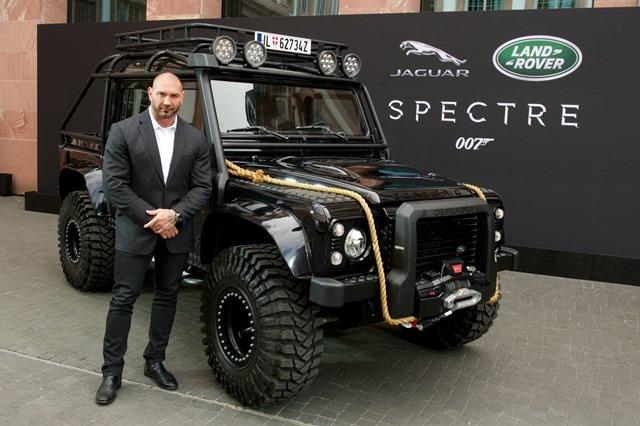 Global unveiling of Jaguar Land Rover Bond Cars – CARBOYS.COM