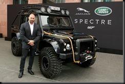 Global unveiling of Jaguar Land Rover Bond Cars gaycarboys (1)