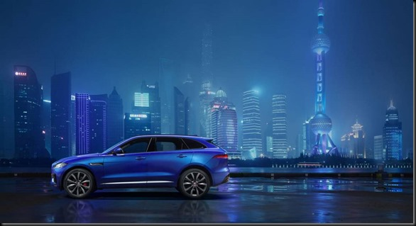 Jaguar previews All-New F-PACE ahead of Frankfurt IAA World Debut #FPACE gaycarboys