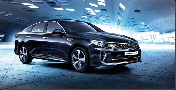 Kia Optima GT GayCarBoys (2)