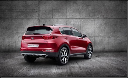 All New Kia Sportage gaycarboys (2)