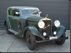 Australian-delivered and Martin & King bodied 1924 Hispano-Suiza H6B gaycarboys