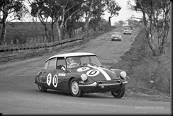 B Buckle B Foley Citroen ID 19 Armstrong 500 Bathurst 1964 - Courtesy Autopics gaycarboys