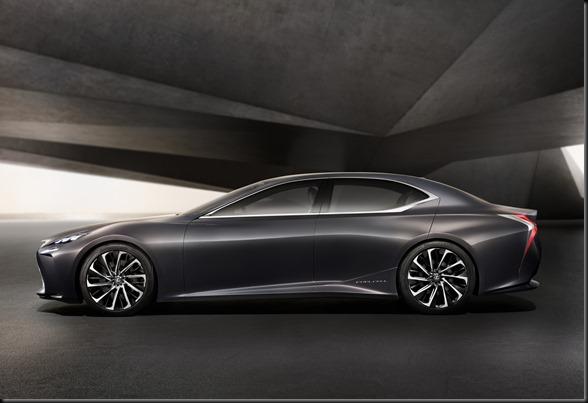 Lexus LF-FC concept gaycarboys (2)