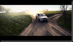 Range Rover Evoque Convertible testing at Eastnor gaycarboys (4)