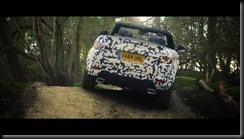 Range Rover Evoque Convertible testing at Eastnor gaycarboys (5)
