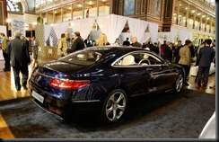 Special Edition SL 500 unveiled at Motorclassica gaycarboys  (2)