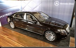 Special Edition SL 500 unveiled at Motorclassica gaycarboys  (3)