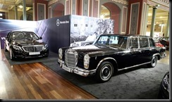 Special Edition SL 500 unveiled at Motorclassica gaycarboys  (6)