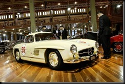 Special Edition SL 500 unveiled at Motorclassica gaycarboys  (8)