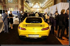 Special Edition SL 500 unveiled at Motorclassica gaycarboys  (9)
