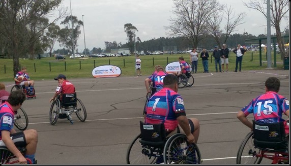 The Honda Foundation Provides Funding To Wheelchair Sports NSW