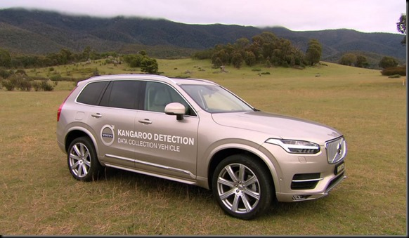 Volvo Cars begins first ever Australian tests for unique kangaroo safety research technology GAYCARBOYS (2)