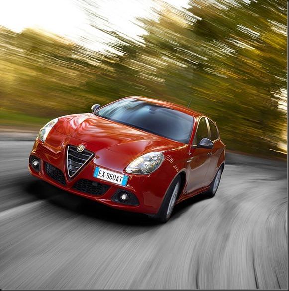 Alfa Romeo Giulietta Sprint gaycarboys