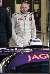 Andy Wallace drives new Jaguar XJR GAYCARBOYS (10)