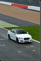 Andy Wallace drives new Jaguar XJR GAYCARBOYS (11)