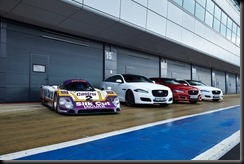 Andy Wallace drives new Jaguar XJR GAYCARBOYS (12)
