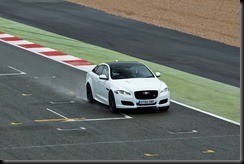 Andy Wallace drives new Jaguar XJR GAYCARBOYS (14)