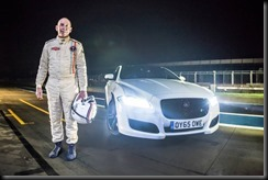 Andy Wallace drives new Jaguar XJR GAYCARBOYS (3)