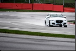 Andy Wallace drives new Jaguar XJR GAYCARBOYS (4)