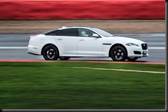 Andy Wallace drives new Jaguar XJR GAYCARBOYS (5)