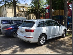 Audi Q7 outing (1)