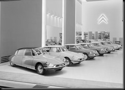 Citroën DS and ID