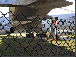 HARS 747 400 wollongong (4)