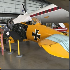 HARS WWII plane
