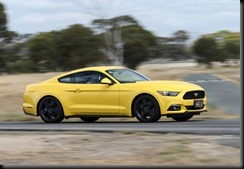 All New Mustang at Ford Australia Proving Ground 50th Anniversary gaycarboys (2)