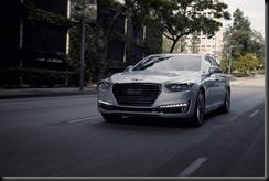 Genesis G90 Luxury Flagship  (1)