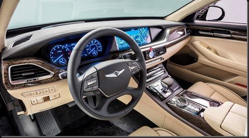 Genesis G90 Luxury Flagship  (4)