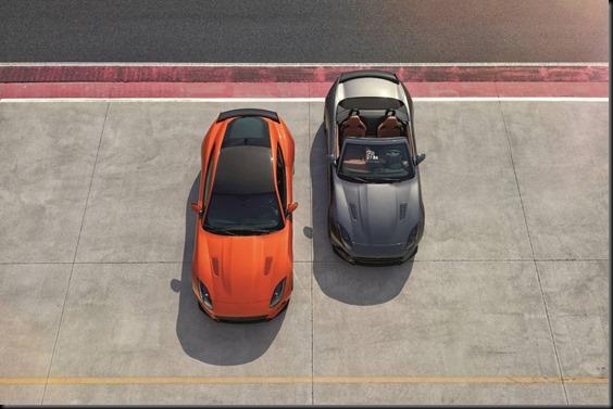 Jaguar F-TYPE SVR Range gaycarboys