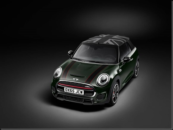 Mini John Cooper Works Cabrio convertible GayCarBoys (1)