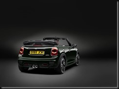 Mini John Cooper Works Cabrio convertible GayCarBoys (2)