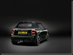 Mini John Cooper Works Cabrio convertible GayCarBoys (3)