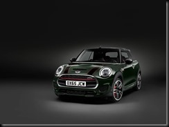 Mini John Cooper Works Cabrio convertible GayCarBoys (4)