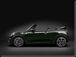 Mini John Cooper Works Cabrio convertible GayCarBoys (9)