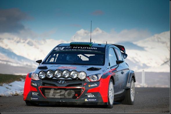 New Generation i20 WRC kicks off 2016 WRC season with a podium finish at Rallye Monte-Carlo gaycarboys