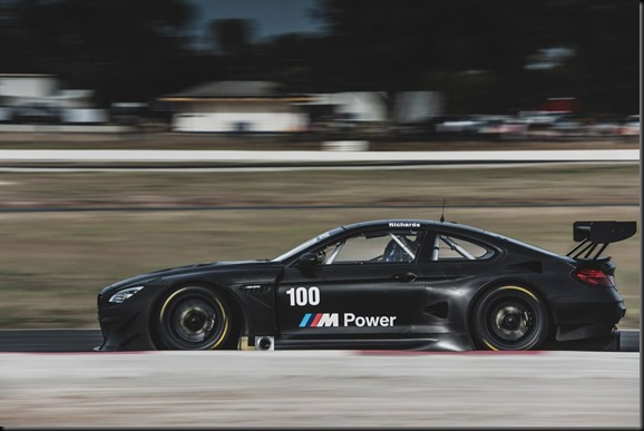 BMW M6 GT3. gaycarboys