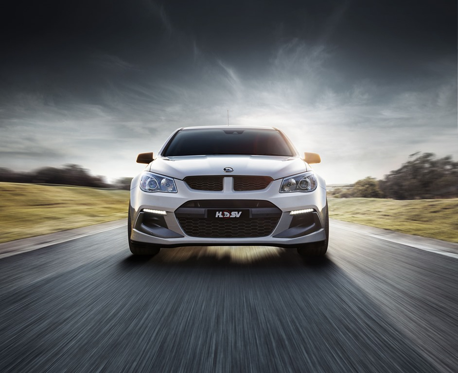 The HSV R8 Clubsport is the last in a long line of V8 Australian made muscle cars 3