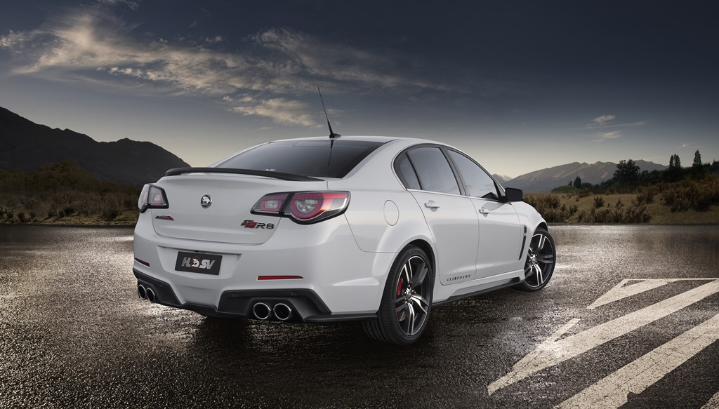 The HSV R8 Clubsport is the last in a long line of V8 Australian made muscle cars 2