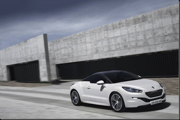 Peugeot offers final 40 RCZ for $49,990 gaycarboys