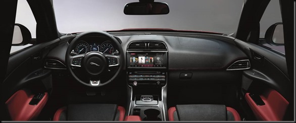 2017 Jaguar XE infotainment upgrade gaycarboys